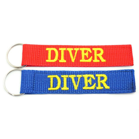 HGS KEY CHAIN - DIVER - Hock Gift Shop | Army Online Store in Singapore