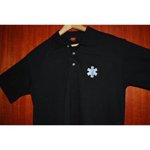 HGS POLO T-SHIRT - EMT PARAMEDIC - Hock Gift Shop | Army Online Store in Singapore