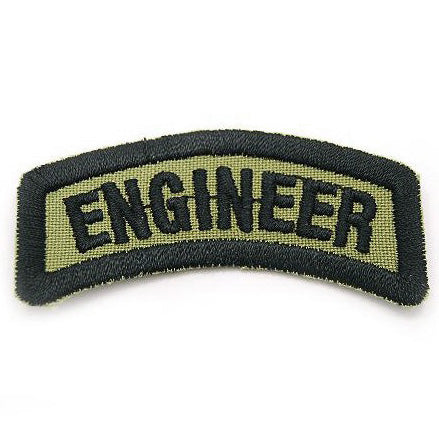 ENGINEER TAB - OLIVE GREEN