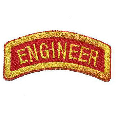 ENGINEER TAB - RED