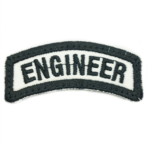 ENGINEER TAB - WHITE