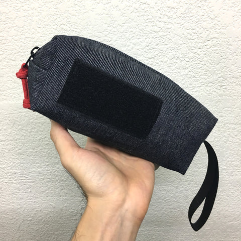 FAT FISH TOOL POUCH - DENIM