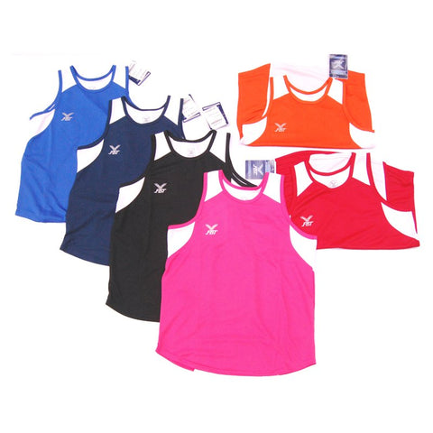 FBT LADIES TOP WITH CONCEALED BACK POCKET