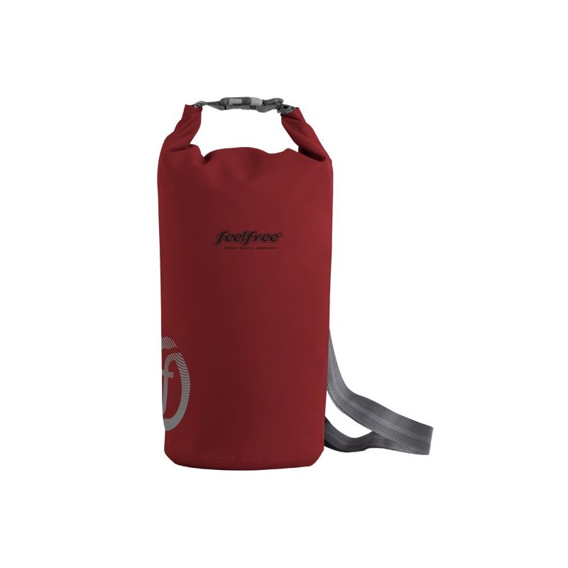FEELFREE DRY TUBE 30 LITRES - RED