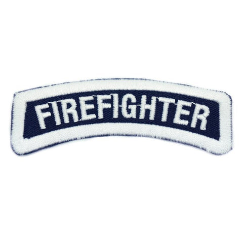 FIREFIGHTER TAB - NAVY BLUE