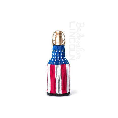 FREAKER USA DRINK INSULATOR - BABERAHAM LINCOLN - Hock Gift Shop | Army Online Store in Singapore