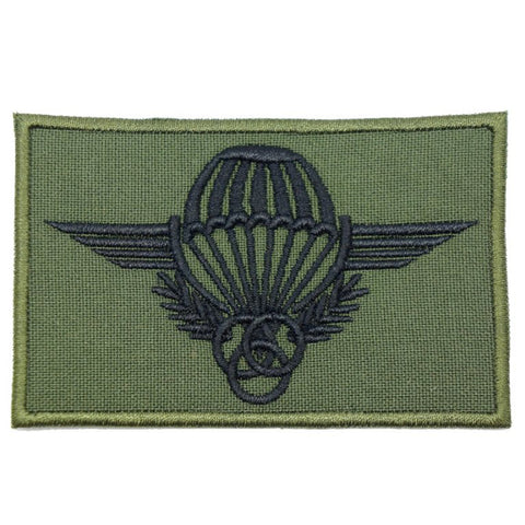FRENCH PARACHUTE INSTRUCTOR WING BADGE - OD GREEN - Hock Gift Shop | Army Online Store in Singapore