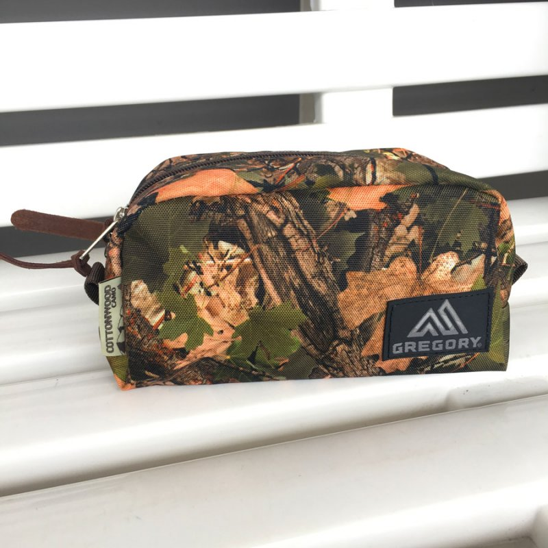 GREGORY CLASSIC BELT POUCH M - COTTONWOOD CAMO