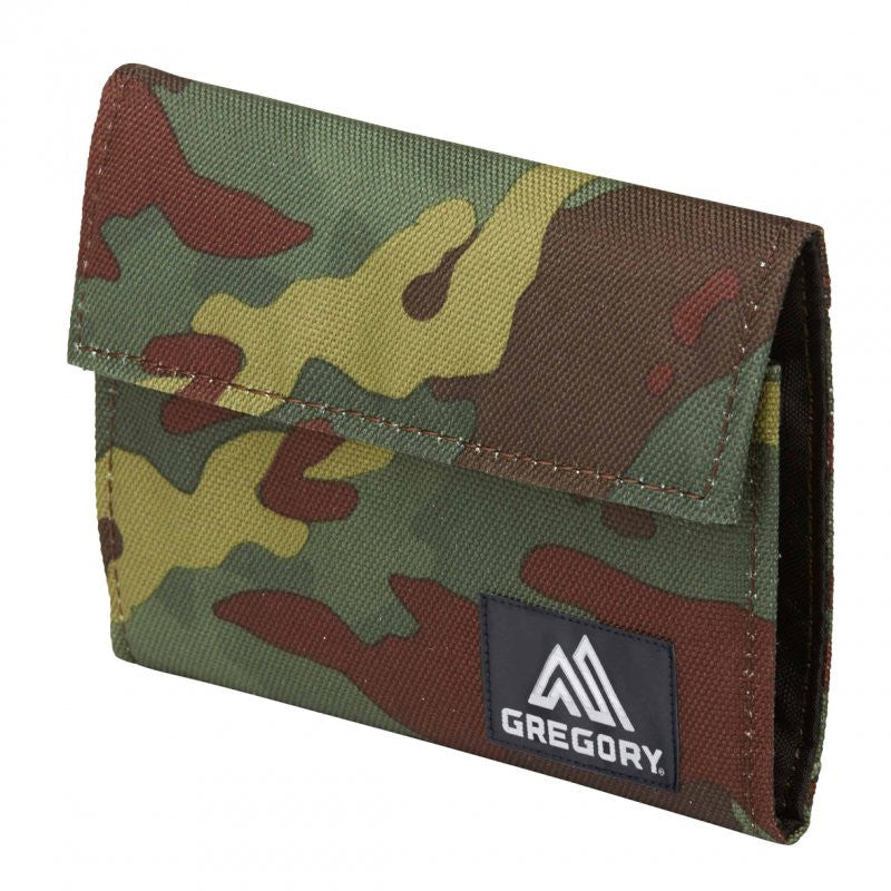 GREGORY CLASSIC WALLET - DEEP FOREST CAMO