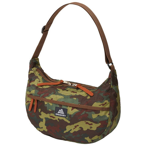 GREGORY SATCHEL - M - DEEP FOREST CAMO