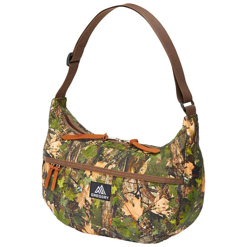 GREGORY SATCHEL - M - COTTONWOOD CAMO