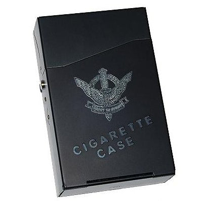 GUARDS CIGARETTE CASE