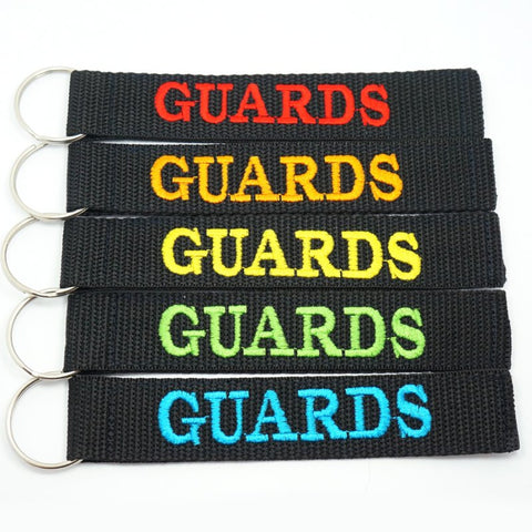HGS KEY CHAIN - GUARDS - Hock Gift Shop | Army Online Store in Singapore