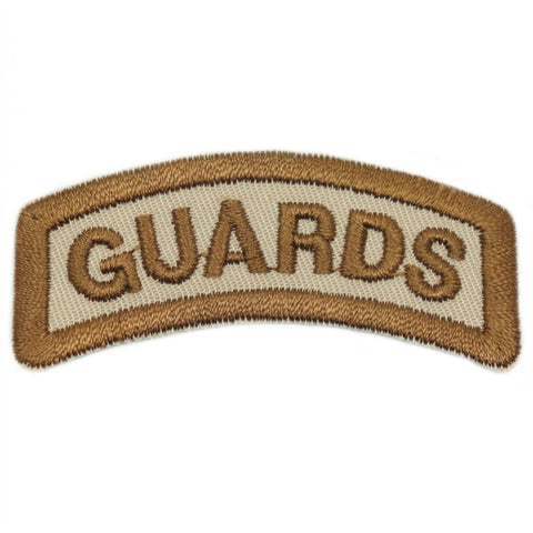 GUARDS TAB - KHAKI