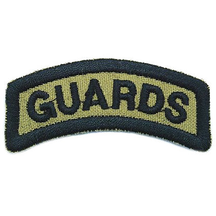 GUARDS TAB - OLIVE GREEN