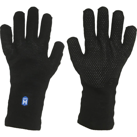 HANZ CHILLBLOCKER WATERPROOF GLOVES - BLACK