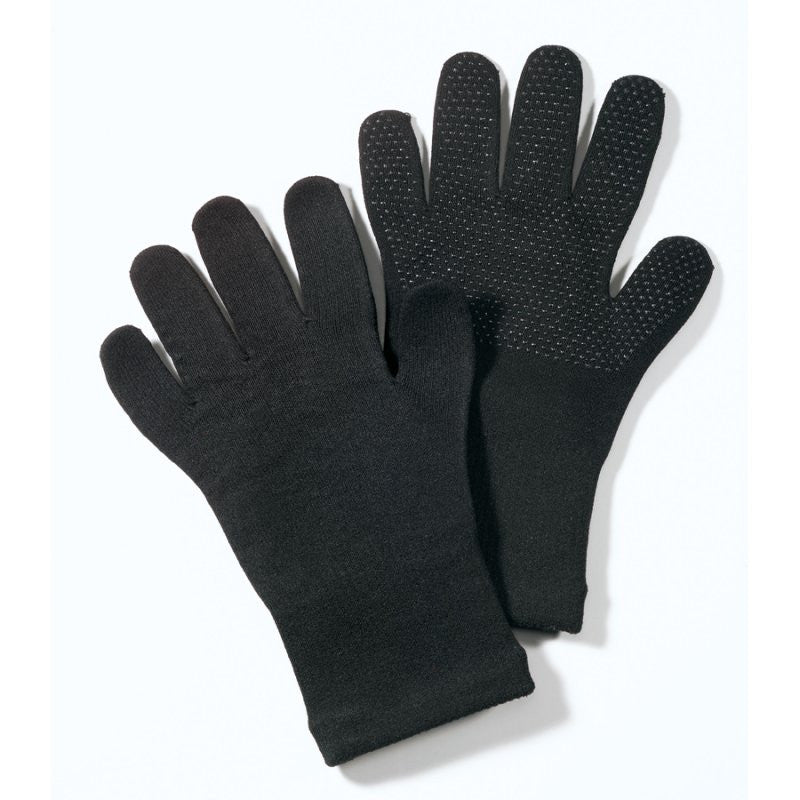 HANZ WATERPROOF GLOVES - BLACK