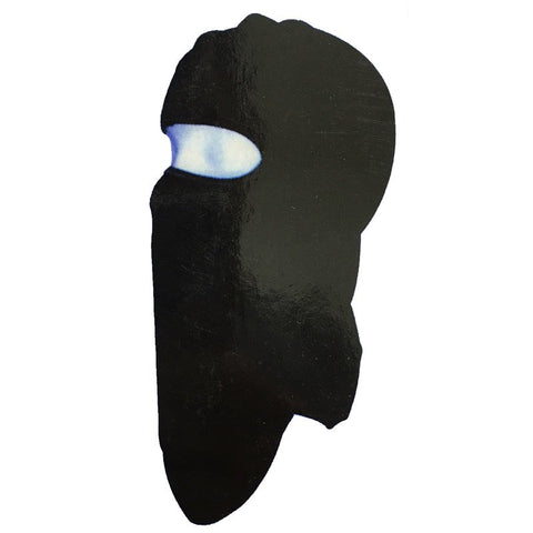 FLEECE BALACLAVA MASK (BLACK)