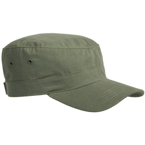 HELIKON-TEX POLYCOTTON RIPSTOP COMBAT CAP - OLIVE GREEN - Hock Gift Shop | Army Online Store in Singapore