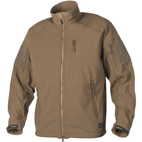 HELIKON-TEX SHARK SKIN DELTA TACTICAL JACKET - COYOTE - Hock Gift Shop | Army Online Store in Singapore