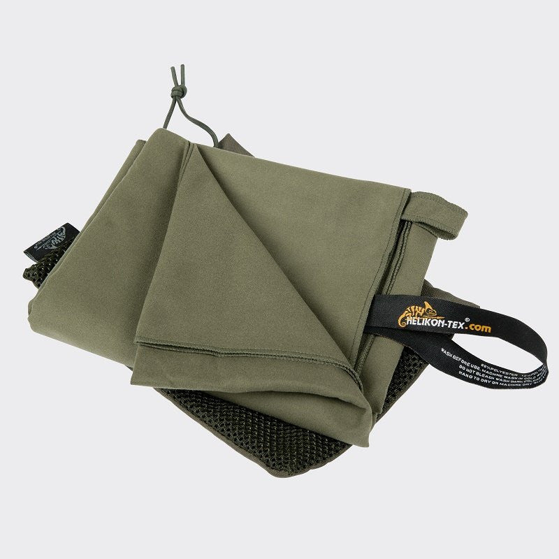 HELIKON-TEX FIELD TOWEL - OLIVE GREEN