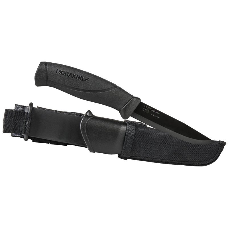MORAKNIV COMPANION TACTICAL - STAINLESS STEEL (12351) - Hock Gift Shop | Army Online Store in Singapore