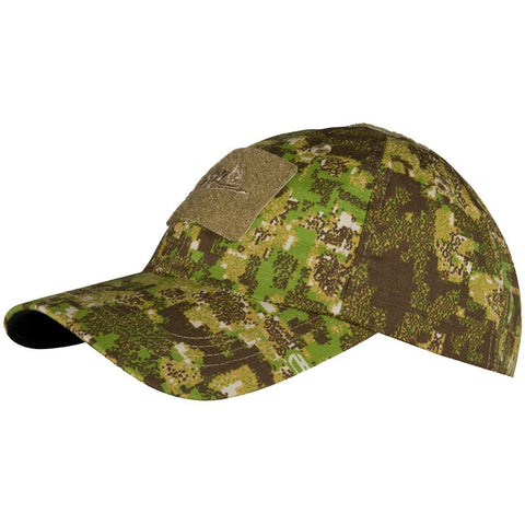 HELIKON-TEX NYCO RIPSTOP BASEBALL CAP - PENCOTT GREENZONE - Hock Gift Shop | Army Online Store in Singapore
