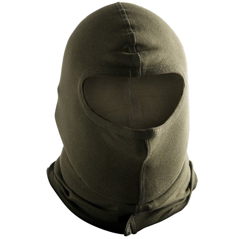 HELIKON-TEX ONE HOLE BALACLAVA - OLIVE GREEN - Hock Gift Shop | Army Online Store in Singapore