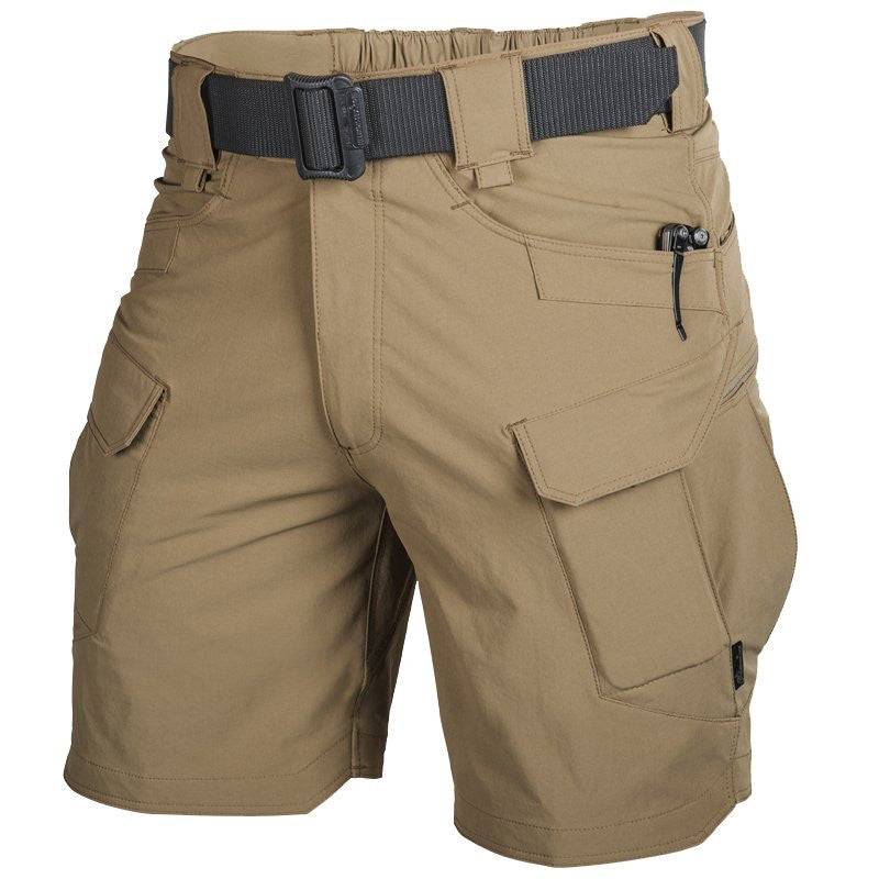 "HELIKON-TEX OUTDOOR TACTICAL SHORTS 8.5"" - MUD BROWN - Hock Gift Shop 