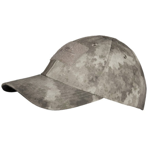 HELIKON-TEX POLYCOTTON RIPSTOP BASEBALL CAP - A-TACS-AU - Hock Gift Shop | Army Online Store in Singapore