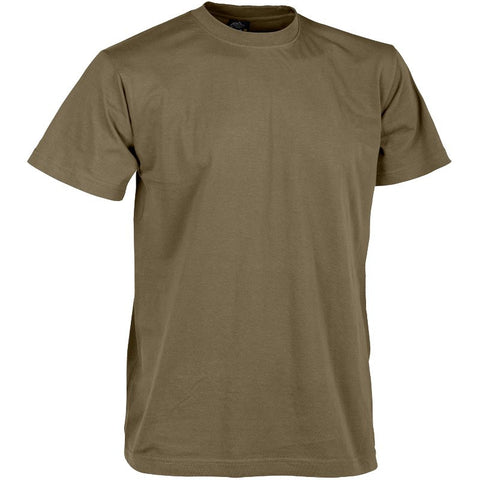 HELIKON-TEX COTTON T-SHIRT - COYOTE