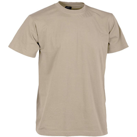 HELIKON-TEX COTTON T-SHIRT - KHAKI