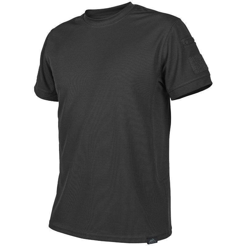 HELIKON-TEX TACTICAL T-SHIRT - BLACK - Hock Gift Shop | Army Online Store in Singapore