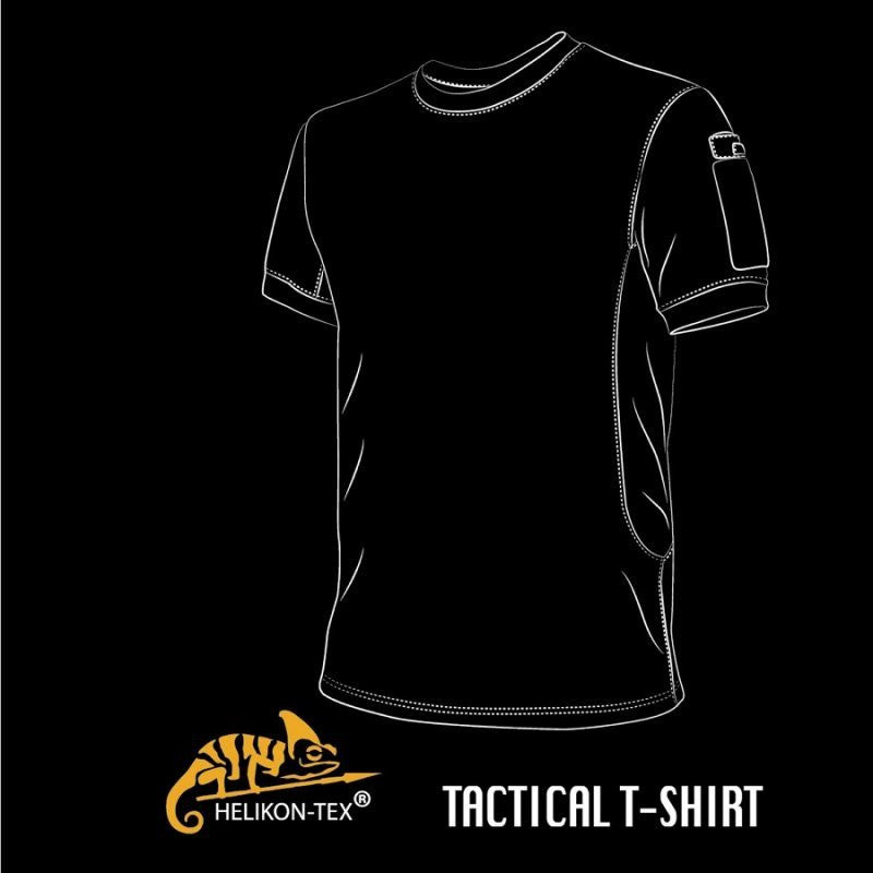 HELIKON-TEX TACTICAL T-SHIRT - COYOTE – Hock Gift Shop  640041af132