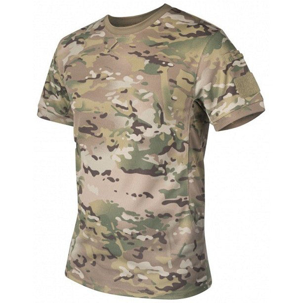 HELIKON-TEX TACTICAL T-SHIRT - CAMOGROM - Hock Gift Shop | Army Online Store in Singapore