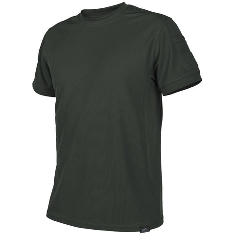 HELIKON-TEX TACTICAL T-SHIRT - JUNGLE GREEN - Hock Gift Shop | Army Online Store in Singapore