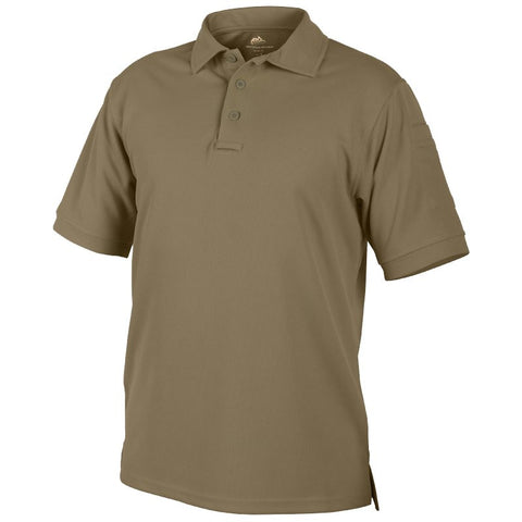 HELIKON-TEX UTL POLO SHIRT - COYOTE - Hock Gift Shop | Army Online Store in Singapore