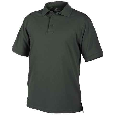 HELIKON-TEX UTL POLO SHIRT - JUNGLE GREEN - Hock Gift Shop | Army Online Store in Singapore