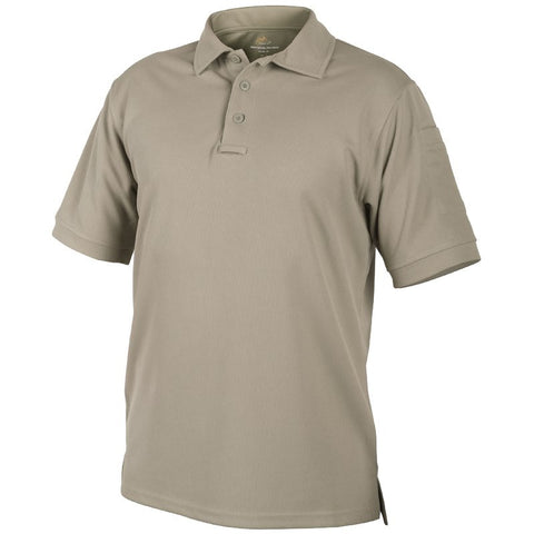 HELIKON-TEX UTL POLO SHIRT - KHAKI - Hock Gift Shop | Army Online Store in Singapore