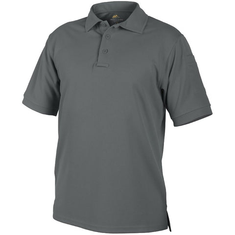 HELIKON-TEX UTL POLO SHIRT - SHADOW GREY - Hock Gift Shop | Army Online Store in Singapore