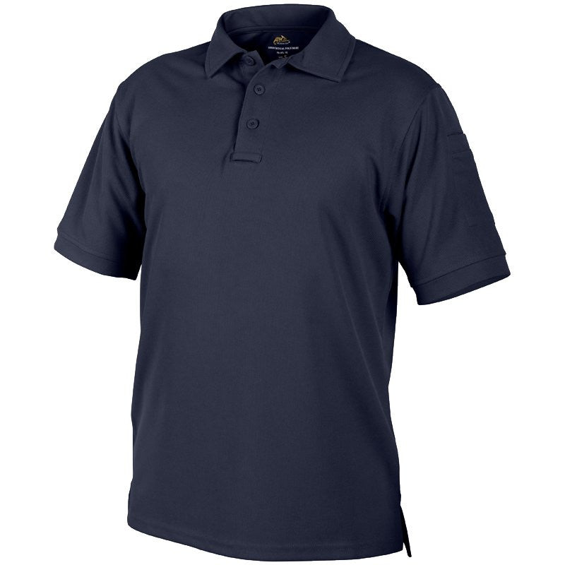 HELIKON-TEX UTL POLO SHIRT - NAVY BLUE - Hock Gift Shop | Army Online Store in Singapore