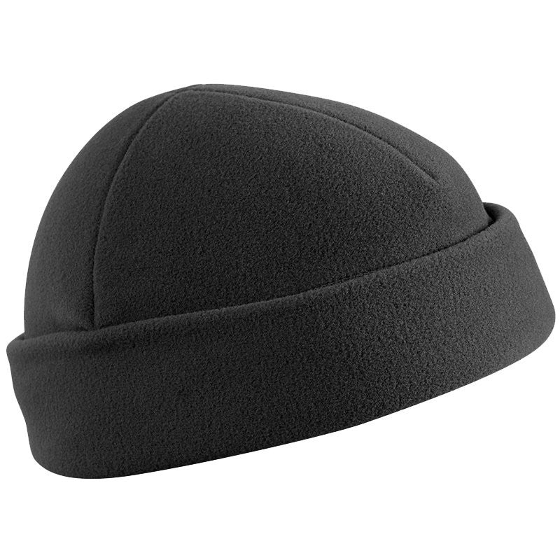 HELIKON-TEX FLEECE WATCH CAP - BLACK