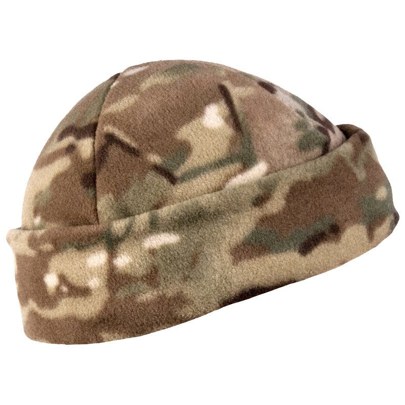 HELIKON-TEX FLEECE WATCH CAP - CAMOGROM