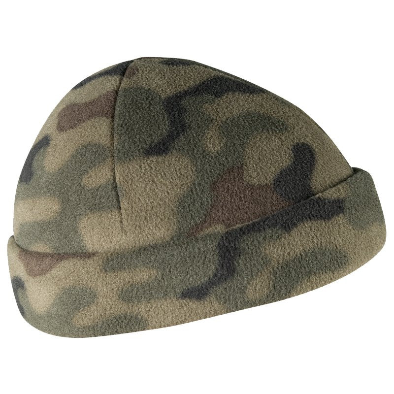 HELIKON-TEX FLEECE WATCH CAP - PL WOODLAND