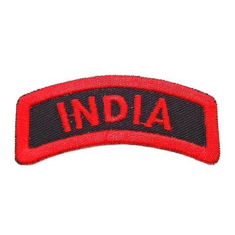 INDIA TAB - BLACK RED - Hock Gift Shop | Army Online Store in Singapore