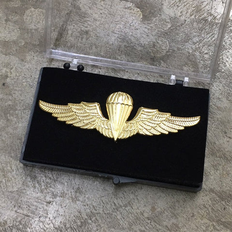 #3 INDONESIA AIRBORNE PIN - Hock Gift Shop | Army Online Store in Singapore