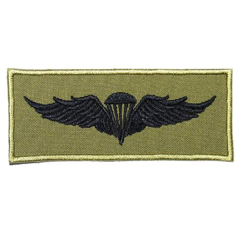 INDONESIA AIRBORNE WING - OLIVE GREEN - Hock Gift Shop | Army Online Store in Singapore