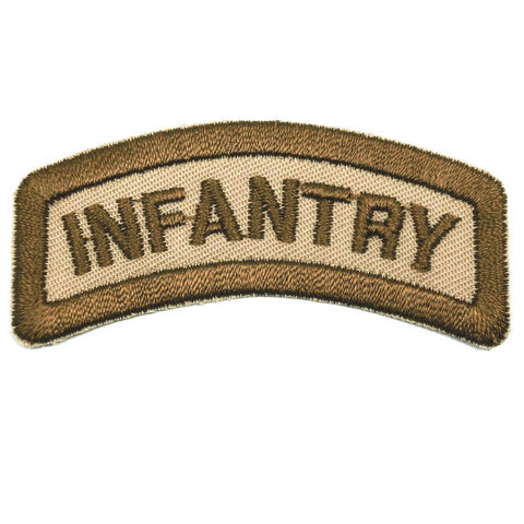 INFANTRY TAB - KHAKI - Hock Gift Shop | Army Online Store in Singapore
