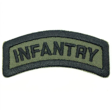 INFANTRY TAB - OD - Hock Gift Shop | Army Online Store in Singapore