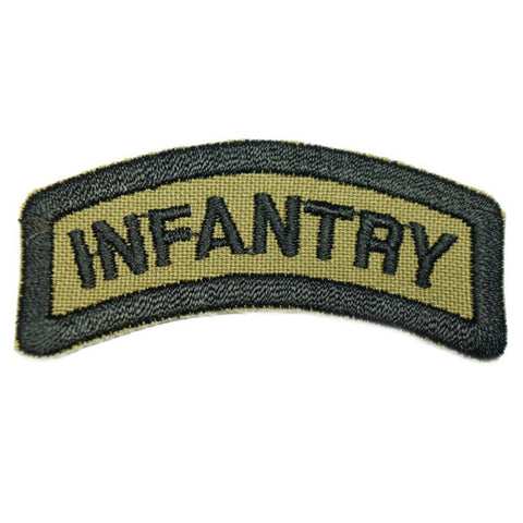INFANTRY TAB - OLIVE GREEN - Hock Gift Shop | Army Online Store in Singapore